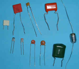 Non-electroytic capacitor